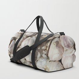 Garlic food pattern Duffle Bag