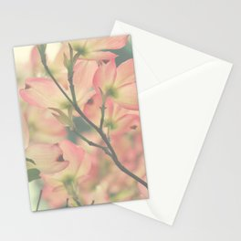 Vintage Dogwoods Stationery Cards