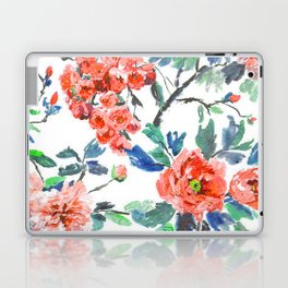 FLORAL - 18118/1 Laptop & iPad Skin