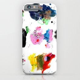 9 abstract rituals (2) iPhone Case