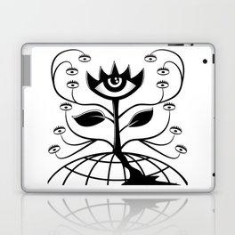 Eye Flower Laptop & iPad Skin