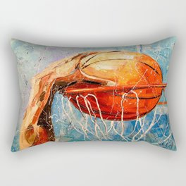 Two points Rectangular Pillow