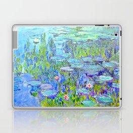 Water Lilies monet : Nympheas Laptop & iPad Skin