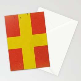 Nautical Flag Stationery Cards