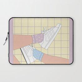 Spring Day Illustration Laptop Sleeve