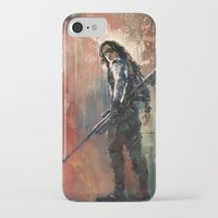 bucky iPhone & iPod Cases featuring Bucky by Wisesnail