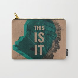 Breaking bad poster 1 Carry-All Pouch