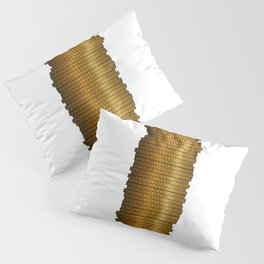 Stack Of Coins Pillow Sham
