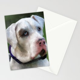 Leo the Great Dane Stationery Cards