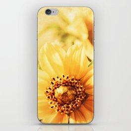 Marsh Marigolds iPhone Skin