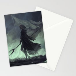 Last stand II Stationery Cards
