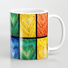 Just Love Corazón de Fer Coffee Mug