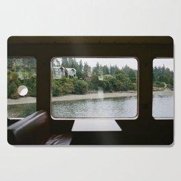 Ferry Ride to Bainbridge Island, WA Cutting Board