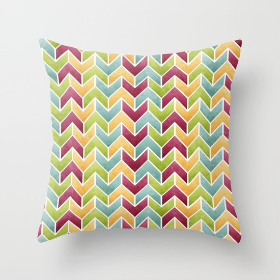 It's All About The Ziggy. Throw Pillow