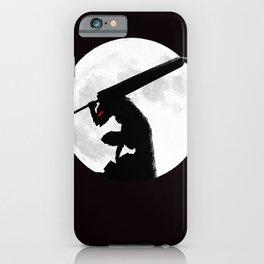 Berserk Demon Moon iPhone Case