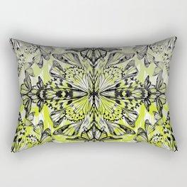 Butterfly Tail Rectangular Pillow