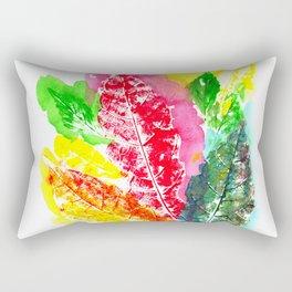 The Leaves Rectangular Pillow