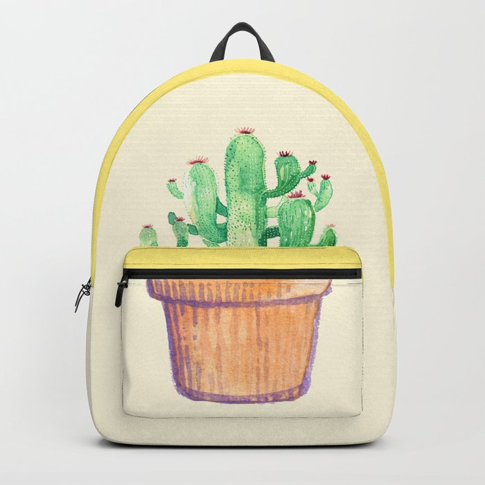 cactus, all of them Backpack