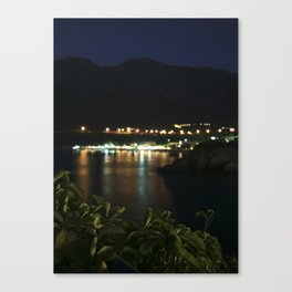 Crete, Greece 11 Canvas Print