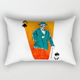 Mayor of Ham Town Rectangular Pillow