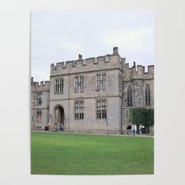 Merlin's castle Poster