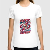 dance T-shirts featuring - dance - by Magdalla Del Fresto
