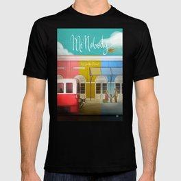 Mr. Nobody Poster T-shirt