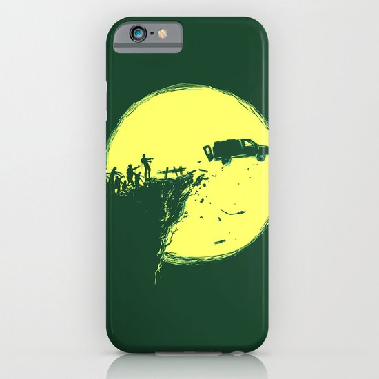 Zombie Invasion iPhone & iPod Case