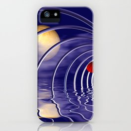 it's time to go -01- iPhone Case