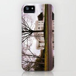 1600 Pennsylvania Avenue -ii.- iPhone Case