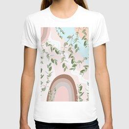 Eucalyptus Rainbow Dream #1 #tropical #wall #art #society6 T-shirt