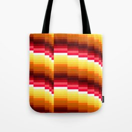 Wavelength B Tote Bag
