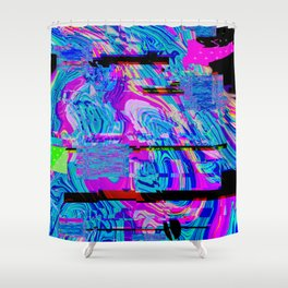 CbblstN3 Shower Curtain