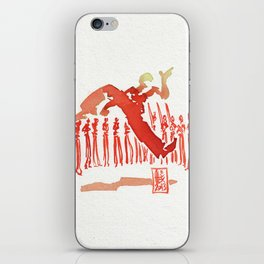 Capoeira 330 iPhone Skin