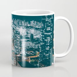 Toronto In The Dark Coffee Mug