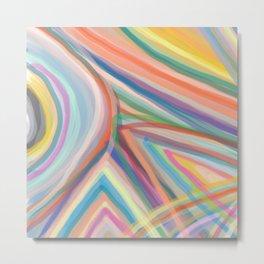 Inside the Rainbow 11 Metal Print