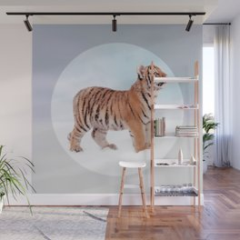 Save the Tiger - Endangered Species 9 Wall Mural