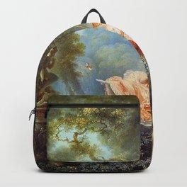 Jean-Honoré Fragonard - The Swing Backpack