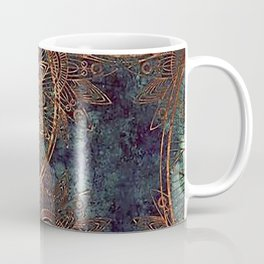 Steampunk Mandala Coffee Mug