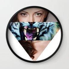 Tigre Wall Clock