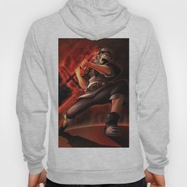 Asta - Black clover Artwork Hoody