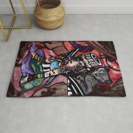 Circus of Shadows Rug