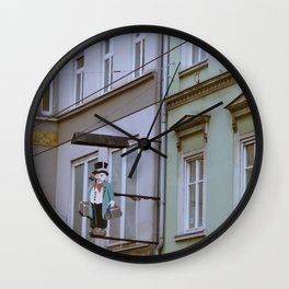 honey, i'm home! Wall Clock