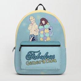 AbFab Fabulous generation Backpack