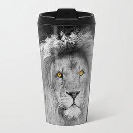 LION BEAUTY Travel Mug