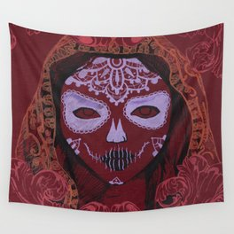 young death Wall Tapestry