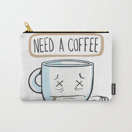 Need a Coffee Carry-All Pouch