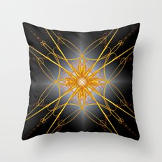 Jewelry for the gods! Throw Pillow
