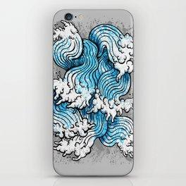 Seven Seas iPhone Skin