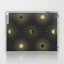 Moon and Sun Theme Laptop & iPad Skin